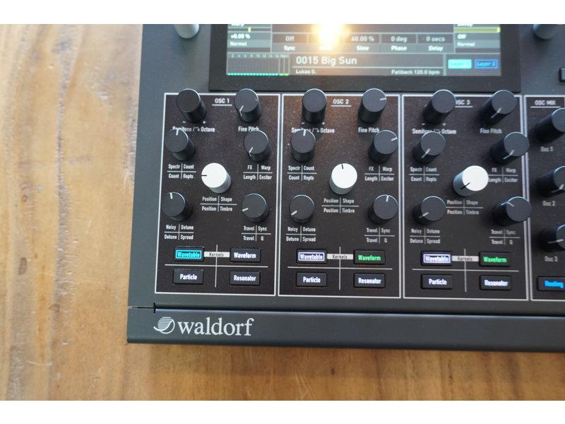 Waldorf Iridium (B-stock)