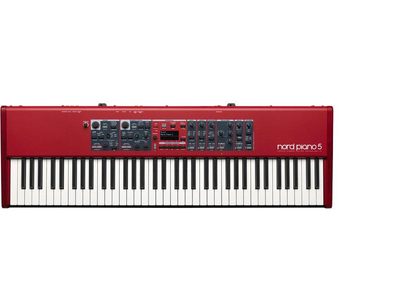 NORD Piano 5 73 (PRE ORDER NU!)