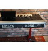 KORG Oasys 76 met flightcase (gebruikt)