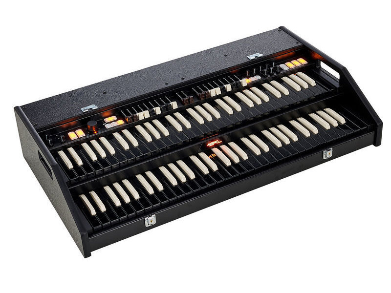 Crumar Mojo Suitcase Limited Black