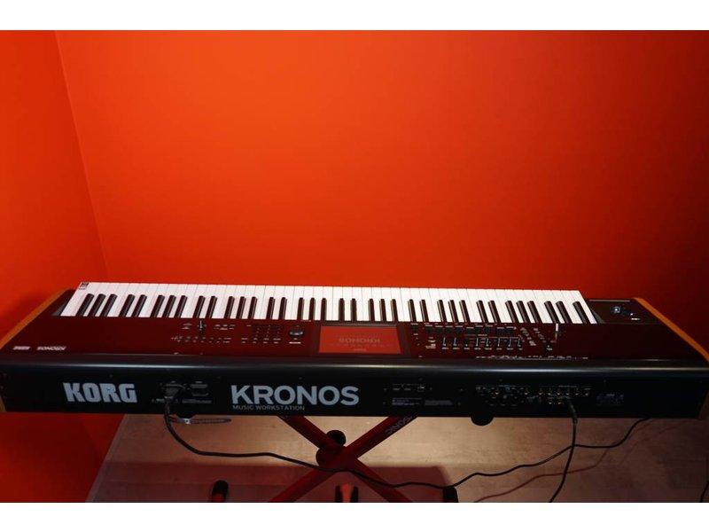KORG Kronos v2 88 (Gebruikt bij tour OG3NE)