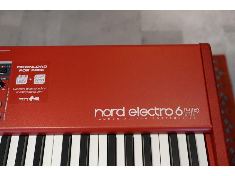 NORD Electro 6 HP (B-stock)