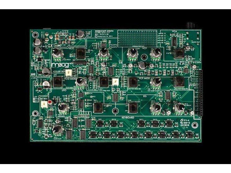 MOOG Werkstatt-01 CV expander (B-stock)