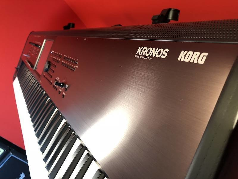 KORG Kronos LS 88 (B-stock)
