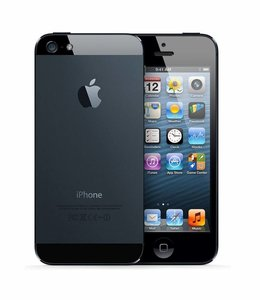 Apple iPhone 5 zwart