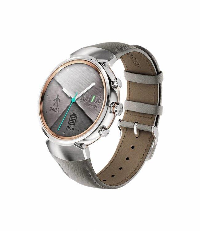 Asus Asus Zenwatch 3 Zilver