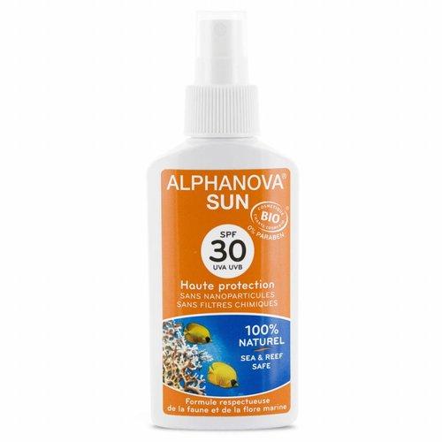 Alphanova Sun Bio Zonnebrandspray Kids 125g - SPF 30