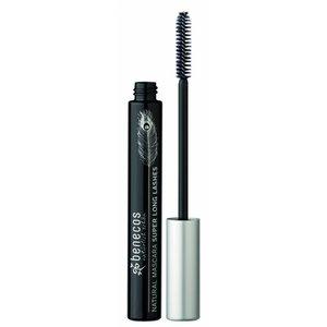 Benecos Natural Mascara Super Long Lashes - Carbon Black