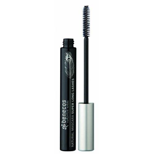 Benecos Natuurlijke Mascara Super Long Lashes Carbon Black