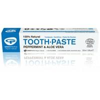 Natuurlijke Tandpasta Mint Zonder Fluoride