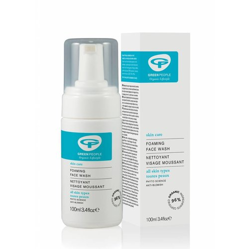 Green People Foaming Face Wash Anti-Blemish