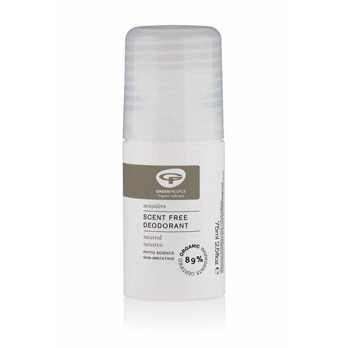 Green People Neutral Scent Free Deodorant (75ml)