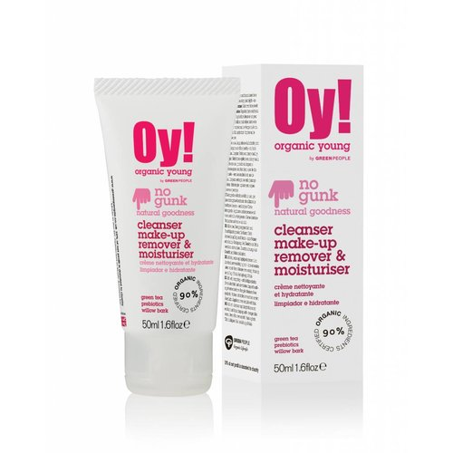 Green People Oy! Cleanse & Moisturise