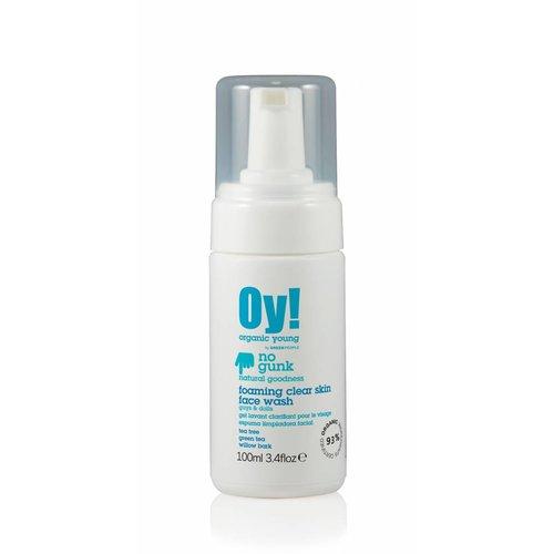 Green People Oy! Foaming Clear Skin Facewash