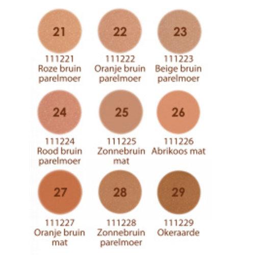 Couleur Caramel Bronzer Huidteint Terre Caramel 21 - Roze Bruin Parelmoer
