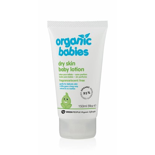 Green People Baby Lotion Dry Skin