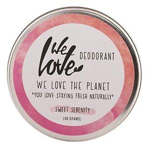 We Love The Planet Deodorant Cream - Sweet Serenity