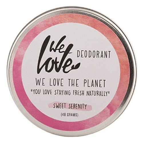 We Love The Planet Deodorant Creme - Sweet Serenity