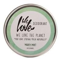 Deodorant Creme - Mighty Mint