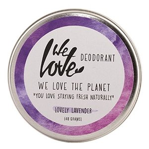 We Love The Planet Deodorant Creme - Lovely Lavender