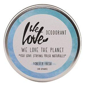 We Love The Planet Deodorant Cream - Forever Fresh