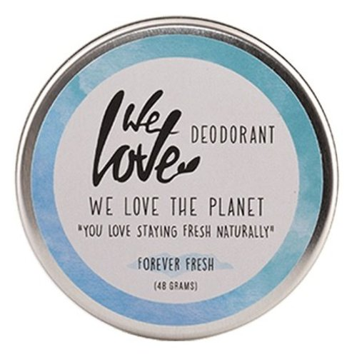 We Love The Planet Deodorant Creme - Forever Fresh