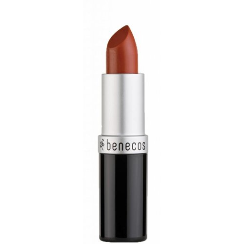 Benecos Natuurlijke Lippenstift - Poppy Red