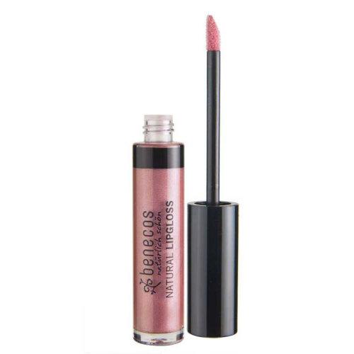 Benecos Natuurlijke Lipgloss - Rose
