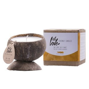 We Love The Planet Natural Scented Candle - Cool Coco