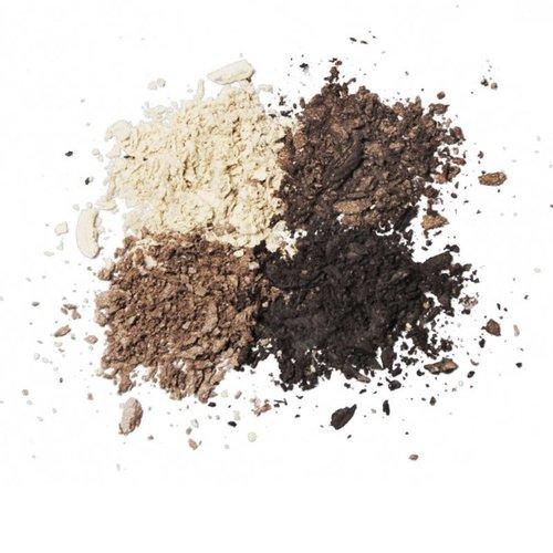Benecos Natuurlijke Oogschaduw Quatro - Coffee and Cream