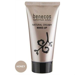 Benecos Natuurlijke Liquid Foundation - Honey