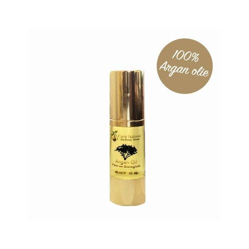 Pure Natural Organic Argan Oil - 30ml