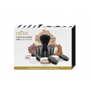 Inika Face in a Box Starter Kit - Unity (Light)
