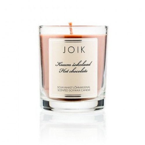Joik Scented Soywax Candle - Hot Chocolate