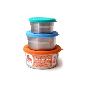 Blue Water Bento RVS Lunchbox Bento Trio