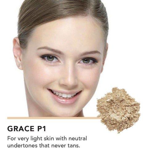 Inika Baked Mineral Foundation Powder