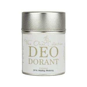 The Ohm Collection Deodorant Powder - Coconut