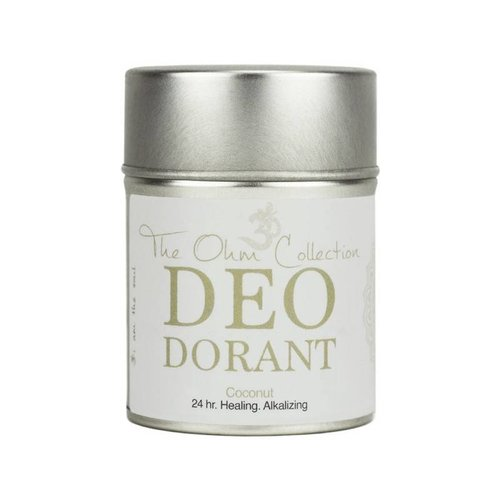 The Ohm Collection Deodorant Poeder (120g) - Coconut