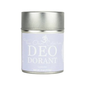 The Ohm Collection Deodorant Powder - Lavender