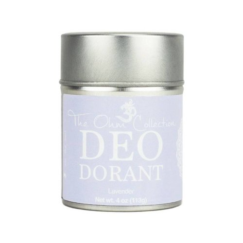 The Ohm Collection Deodorant Poeder - Lavender