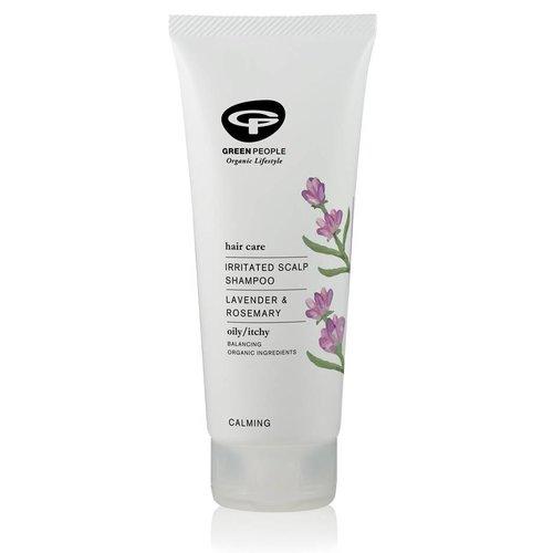 Green People Irritated Scalp Shampoo - Sulfaatvrij