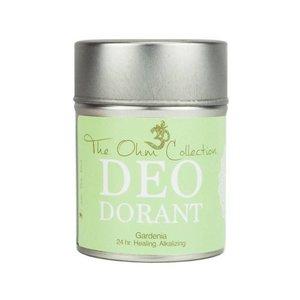 The Ohm Collection Deodorant Powder - Gardenia