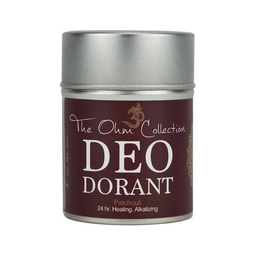The Ohm Collection Deodorant Poeder (120g) - Patchouli