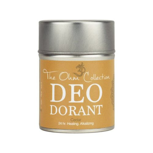 The Ohm Collection Deodorant Poeder - Cedar