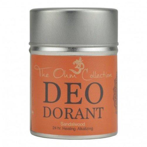 The Ohm Collection Deodorant Poeder (120g) - Sandalwood