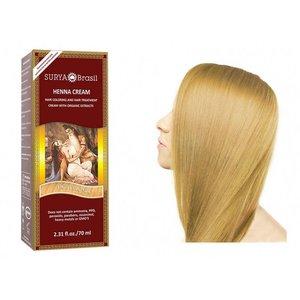 Surya Brasil  Natural Hair Dye Cream - Light Blond