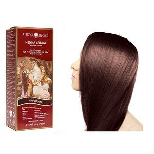 Surya Brasil  Natural Hair Dye Cream - Chocolate