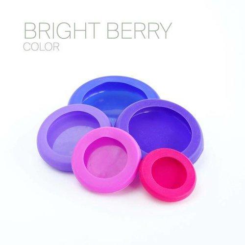 Food Huggers Bright Berry 5 stuks
