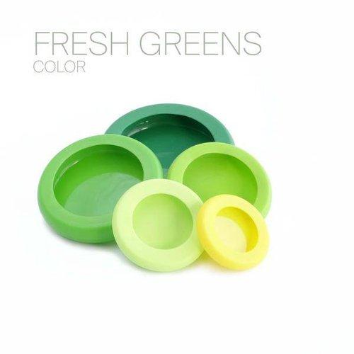 Food Huggers Fresh Green 5 stuks