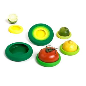 Food Huggers Fresh Green Food Huggers - 5 stuks